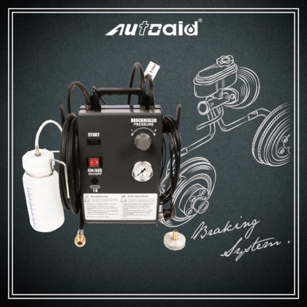 定壓式液壓煞車油更換機 1